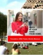 Paris eGuides mobile apps