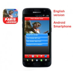 Paris eGuides Android Eng